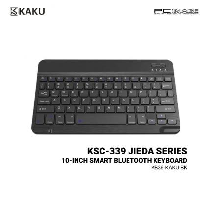 "KAKU KSC-339 Jieda 10"" Smart Bluetooth Keyboard - Black"