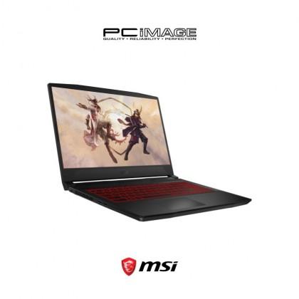 "MSI GF66 Katana 11UD-879MY 15.6"" 144Hz Gaming Laptop Black (i7-11800H, 8GB, 512GB, RTX3050TI, Win10H)"