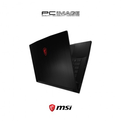 "MSI GF63 Thin 10UC-644MY 15.6"" 144Hz Gaming Laptop Black (i5-10500H, 8GB, 512GB, RTX3050, W10H)"