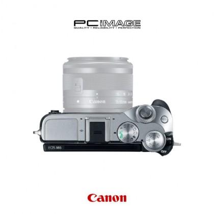 CANON EOS M6 Mirrorless Camera + EF-M 18-150mm Kits Silver
