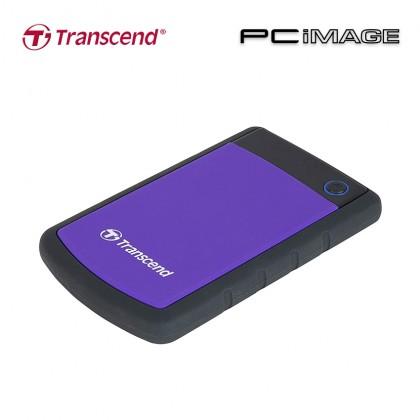 TRANSCEND Storejet 25H3 1TB USB3.0 Portable Hard Drive