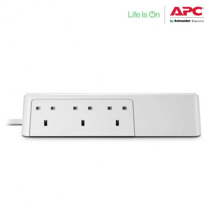 APC Home/Office SurgeArrest 6 outlets with Phone and Coax Protection 230V UK PMH63VT-UK