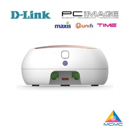 D-LINK COVR-C1203 AC1200 DUAL BAND WHOLE HOME MESH WIFI SYSTEM
