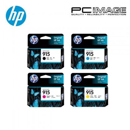 HP 915 Original Ink Cartridge ( 3YM15AA , 3YM16AA , 3YM17AA , 3YM18AA )