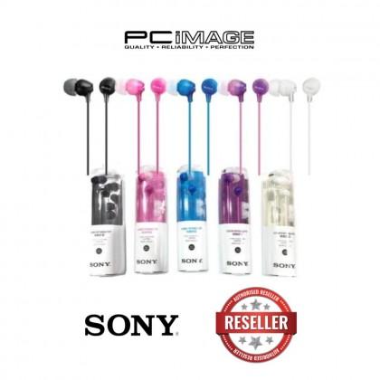 SONY MDR-EX15LP COMFORTABLE FIT EARPHONES