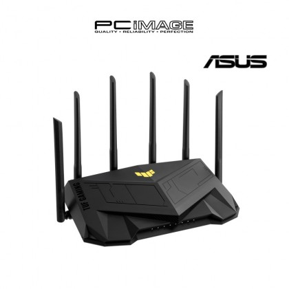 ASUS TUF Gaming TUF Gaming TUF-AX5400 Dual Band WiFi 6 (802.11ax) Gaming Router