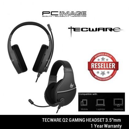 TECWARE Q2 GAMING HEADSET - TW-AC-Q2
