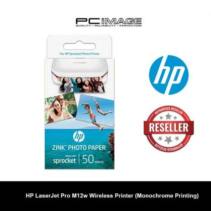 HP Zink Photo Paper 50-Sheets For Sprocket Photo Printer