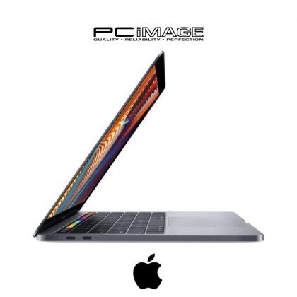 """APPLE MacBook Pro MV962ZP/A 13.3"""" Laptop/ Notebook - Space Grey (i5 2.4GHz, 8GB, 256GB, Intel Iris, macOS) + Free CALVIN KLEIN Sport Backpack & 1 Year PC Care Extended Warranty"""