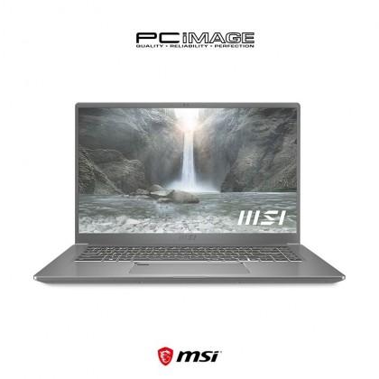 """MSI Prestige 15 A11SB-449MY 15.6"""" Laptop - Urban Silver (i5-1135G7, 8GB, 512GB, MX450, Win10)"""