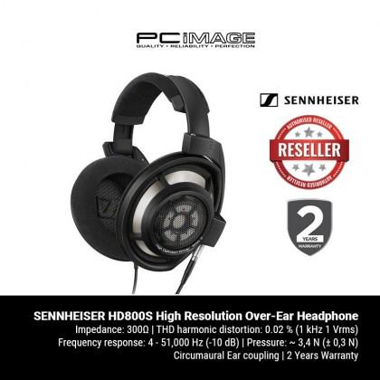 SENNHEISER HD800S High Resolution Over-Ear Headphone