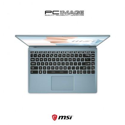 """MSI Modern 14 B10MW-628MY 14"""" Laptop - Bluestone (i5-10210U, 8GB, 512GB, Intel, Win10)"""