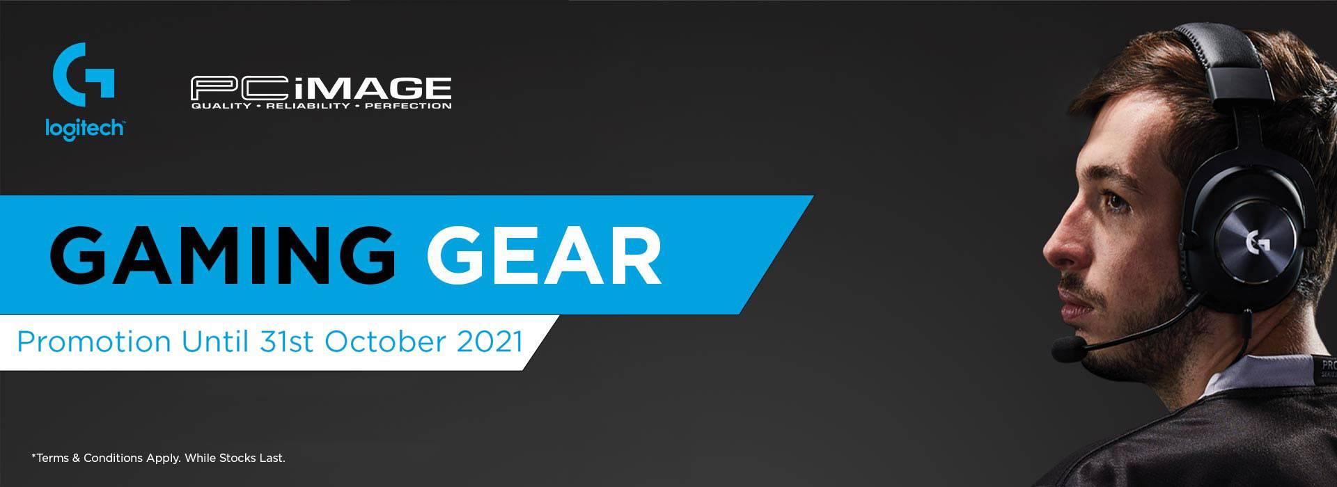 Logitech Gaming 31 Oct