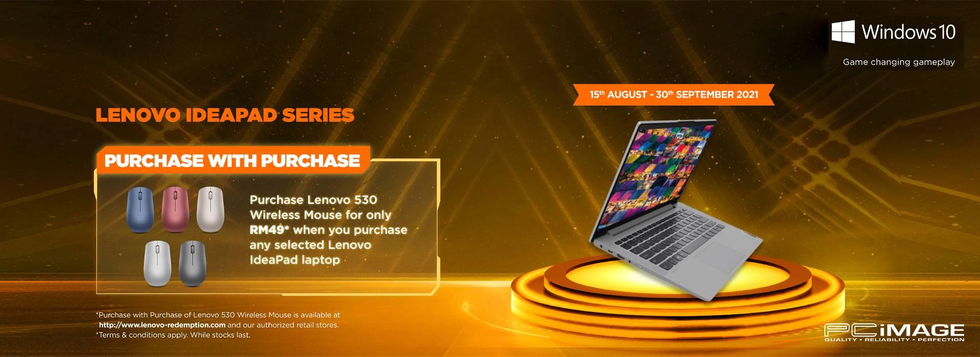 Lenovo IdeaPad Series 30 Sept