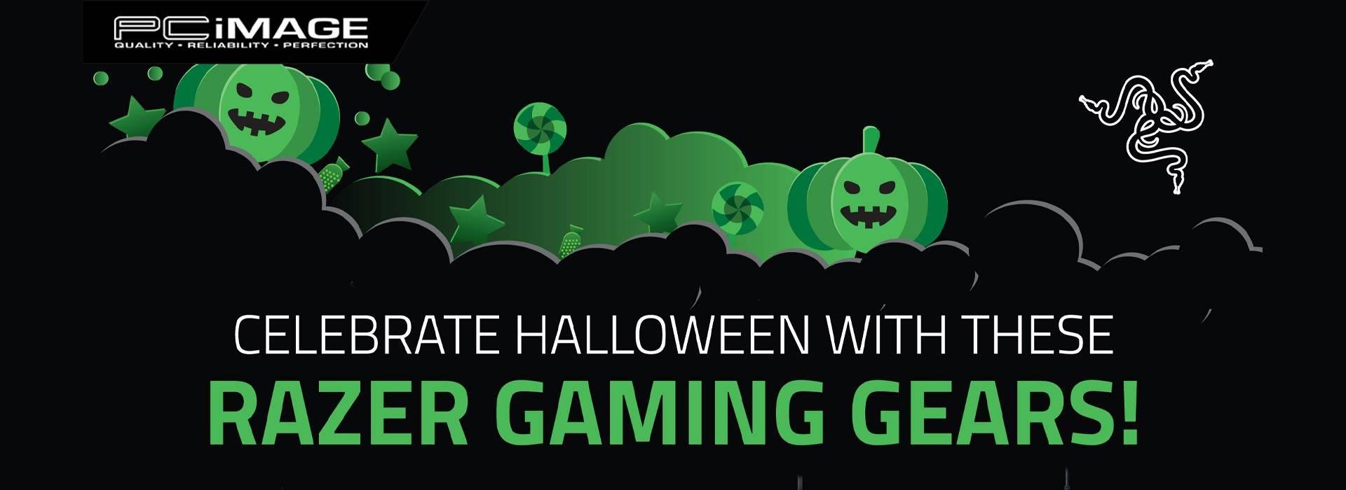 Razer Hallowen 2021 Promo 31 Oct