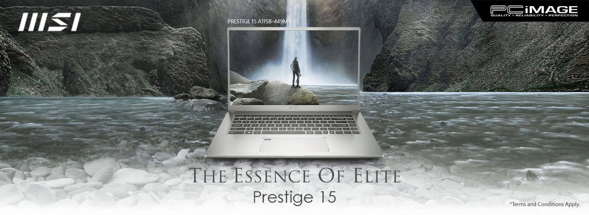 MSI Prestige 15 WSL